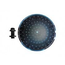 Верхний душ, диаметр 23 см