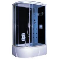 Душевая кабина AquaCubic 3106B R 120*80*220 grey black