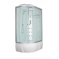 Душевая кабина AquaCubic 3106D R 120*80*220 fabric white