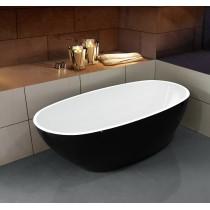 Ванна акриловая ESBANO Sophia (black) 1700*850*560