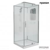 Душевая кабина Grossman GR 170Q (100*100)