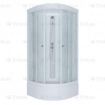 Душевая кабина Triton Риф В3 ДН4 (100*100х220) средний поддон