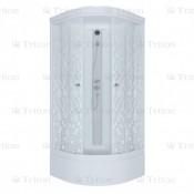 Душевая кабина Triton Стандарт В3 ДН4 (100*100*220) средний поддон