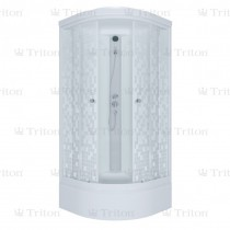 Душевая кабина Triton  Стандарт В3 ДН4 (90*90х220)  средний поддон